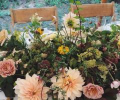 Masseria Eccellenza - Coreografie floreali a tavola