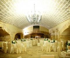 Tenuta Monacelli - Vista panoramica della sala interna