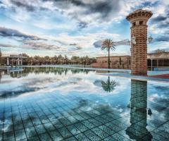 Grand Hotel Vigna Nocelli Ricevimenti - Una vista riflessa