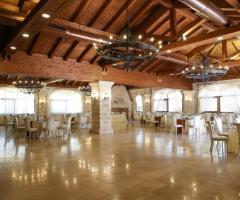 Antica Masseria Martuccio - La sala principale