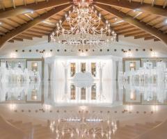 Grand Hotel Vigna Nocelli Ricevimenti - La nuova sala