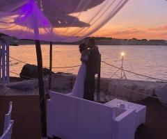Lido Salsello Ricevimenti - Sposarsi sul mare