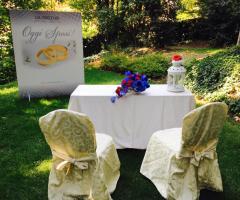 Insolito Fiori - Per il matrimonio all'aperto