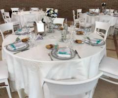 Grand Hotel Vigna Nocelli Ricevimenti - Il tavolo degli invitati