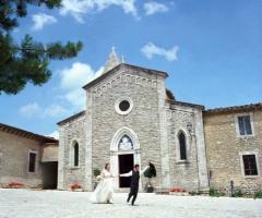Servizio fotografico del matrimonio: la chiesa
