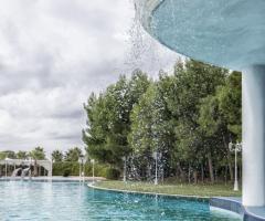 Grand Hotel Vigna Nocelli Ricevimenti - Giochi d'acqua