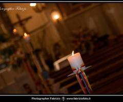 Fabrizio Foto - Dentro la chiesa