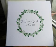 Sara Carloni Studio - Album dei ricordi con copertina personalizzata