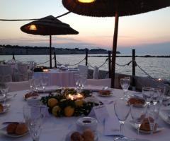 Lido Salsello Ricevimenti - Ricevimento sulla spiaggia a Bari