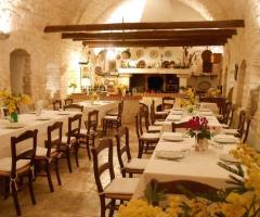 Masseria del Gelso Antico - La sala interna