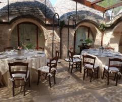 Masseria del Gelso Antico - La sala del sole