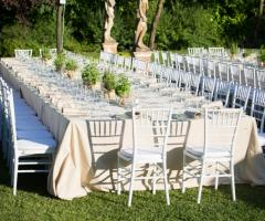 Tenuta i Massini - Il tavolo imperiale