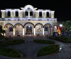 Villa Reale Ricevimenti - Un vista notturna