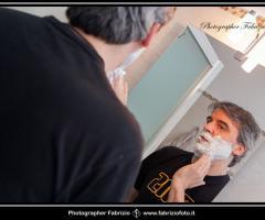 Fabrizio Foto - Lo sposo si prepara al grande giorno