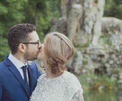 Irene Nasoni Fotografia - Il bacio degli sposi