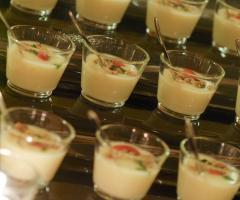 Ristorante Alla Veneziana - Finger food per l'antipasto di matrimonio