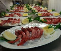 Masseria del Gelso Antico - Antipasto di pesce