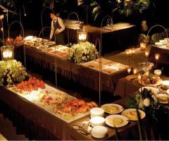 Villa Vergine - Buffet di matrimonio