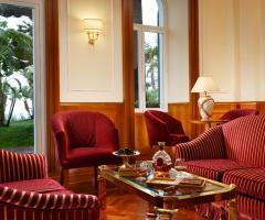 Royal Hotel Sanremo - La sala per i fumatori