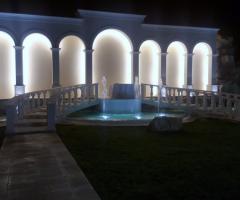 Tenuta Montenari - L'anfiteatro di notte
