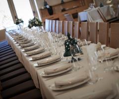 Palazzo Filisio Hotel Regia Restaurant - La tavola per gli ospiti