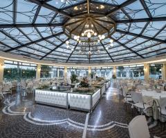 Il Vittoriano Ricevimenti - I tavoli del buffet