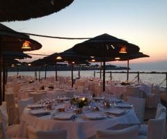 Lido Salsello Ricevimenti - Matrimonio in spiaggia in Puglia