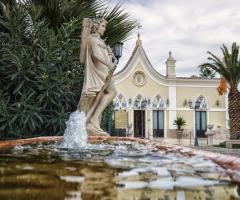 Grand Hotel Vigna Nocelli Ricevimenti - Particolari della fontana