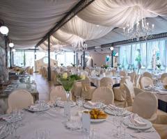 Il Vittoriano Ricevimenti - La Sala Windsor