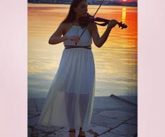 Gruppo Taeda Band per matrimoni - La musica romantica del violino