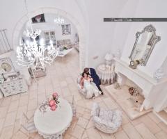 Masseria Luco - Le stanze interne