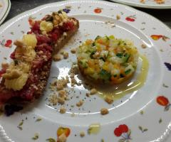 Masseria del Gelso Antico - Coreografie culinarie