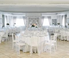 Villa Valente - La sala interna