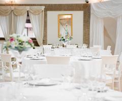 Grand Hotel Vigna Nocelli Ricevimenti - La sala interna