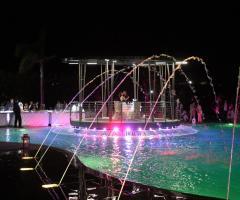 Villa Reale Ricevimenti - I giochi d'acqua dell'Oasi di Cupido