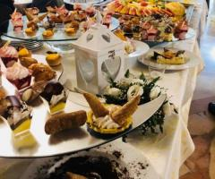 Grand Hotel Vigna Nocelli Ricevimenti - Il tavolo dei dolci