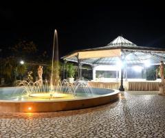 Tenuta Montenari - Fontana della location di nozze