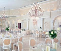 Villa Madama - La splendida sala interna