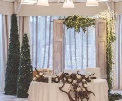 Casale San Nicola - Il tavolo degli sposi