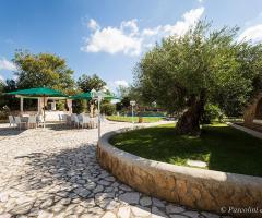 Villa Valente - Tavoli all'aperto