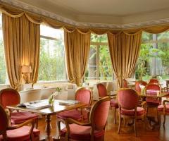 Royal Hotel Sanremo - La sala Hibiscus