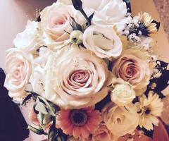 My White Carpet - Il bouquet della sposa