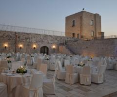 Casale San Nicola - Al tramonto
