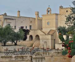 Borgo Egnazia - Una vista del borgo