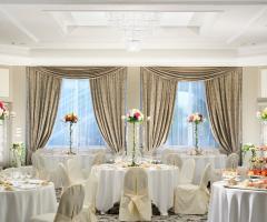 Royal Hotel Sanremo - La sala per il ricevimento