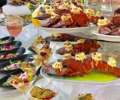Grand Hotel Vigna Nocelli Ricevimenti - Coreografie di aragoste