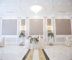 Villa Reale Ricevimenti - Il tavolo degli sposi