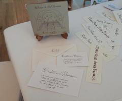 Sara Carloni Studio - Calligrafia