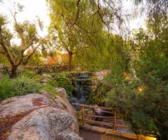 Masseria San Lorenzo - Il fascino del giardino delle cave