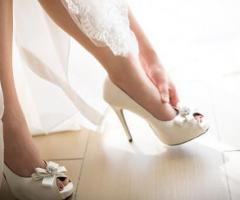 Come scegliere le scarpe da sposa giuste